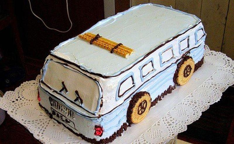 Торти для мужчин в день рождения фото