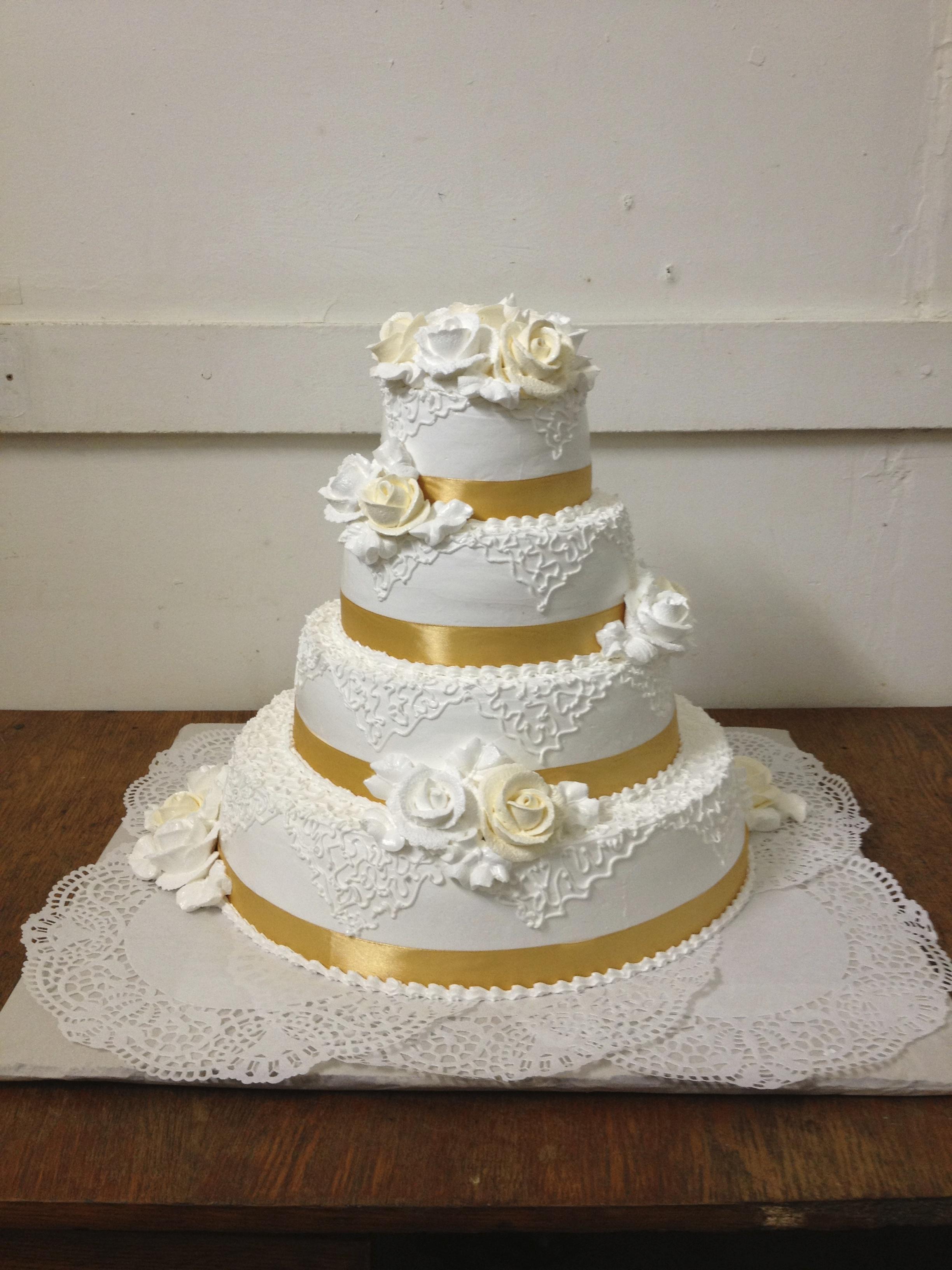 Тортик на свадьбу фото